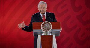 Relación de Calderón y empresas no es ilegal, pero sí inmoral: AMLO