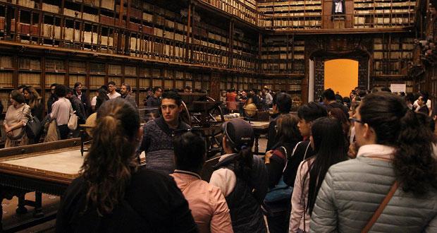 Concluye con gran afluencia, primera Noche de Museos 2019 en Puebla