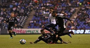 Club Puebla inoperante; cae goleado ante Necaxa