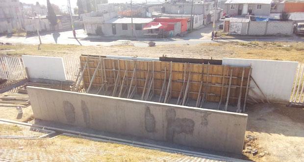 Habrá rampas de skate en Balcones del Sur para combatir vandalismo