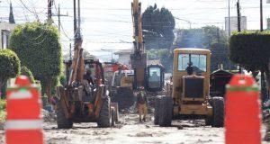 Regidores piden agilizar trabajos por lenta rehabilitación de calles