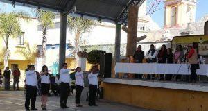 585 presidentes de juntas auxiliares rinden protesta: SGG
