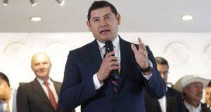 Armenta pide encuestas para candidatura que midan competitividad
