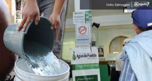 Rivera plantea en Cabildo regresar el servicio del agua al municipio