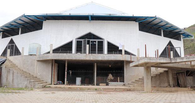 Inicia segunda etapa de construcción en templo de Huauchinango