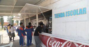 En México, 63% de la oferta de bebidas en escuelas es azucarada