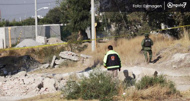 Por edificio de Pemex, ubican toma clandestina de gas en Bosques de Amalucan