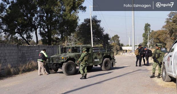 Detectan 292 casas cerca de ductos de Pemex en 25 colonias de la Angelópolis