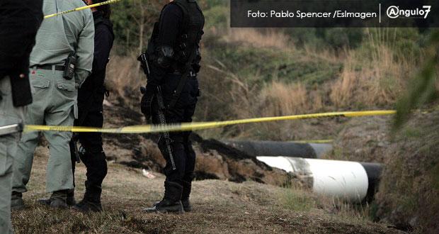 Puebla repunta en huachicol y desplaza a municipios del Triángulo Rojo