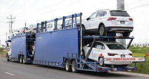 En enero, crecen producción y exportación de Volkswagen México