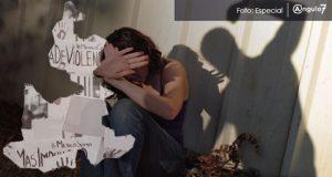 En Puebla, suben delitos sexuales, violencia familiar y feminicidios en enero