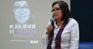 En México, sólo 42.5% de científicos son mujeres: física de BUAP