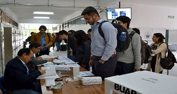 BUAP renueva Consejo Universitario, periodo 2019-2021