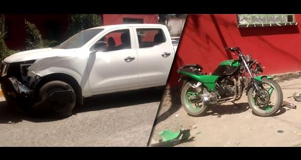 Acusan a autoridades de Coronango de manipular escena de accidente