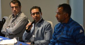 Administración de BUAP enfrentará a exjugadores en partido de futbol