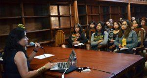 Escritura y espacio, artefacto literario para conocer voces de mujeres