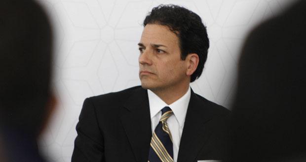 secretario de Infraestructura, Movilidad y Transporte (SIMT), Antonio Peniche García
