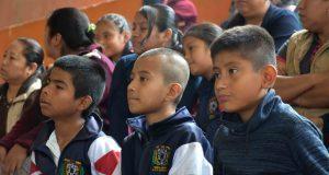 Antorcha fomenta habilidades de niños con actividades culturales