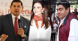 Denuncias contra Armenta, Nancy de la Sierra y Barbosa escalan al Tepjf