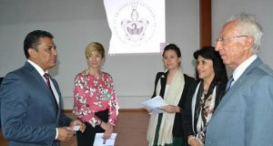 BUAP fortalece cooperación científica con universidades francesas