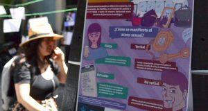 En BUAP, lanzan campaña para concientizar sobre violencia de género