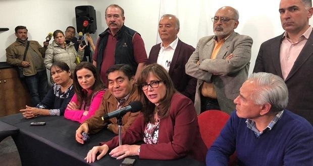 En Morena, Barbosa gana encuesta por candidatura a gobernador