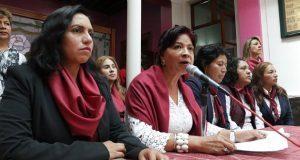 Red de Mujeres urge a que de atiendan causas de género en Puebla