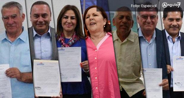 CEN del PAN podrá evaluar a los 7 perfiles por candidatura y no sólo a terna