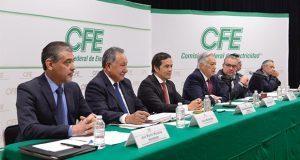 CFE renegociará contratos leoninos de gasoductos en Puebla y país: Bartlett