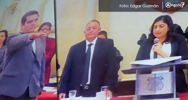 Cabildo de Puebla valida triunfo en Romero Vargas