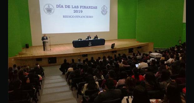 Celebra Facultad de Contaduría Día de las Finanzas 2019