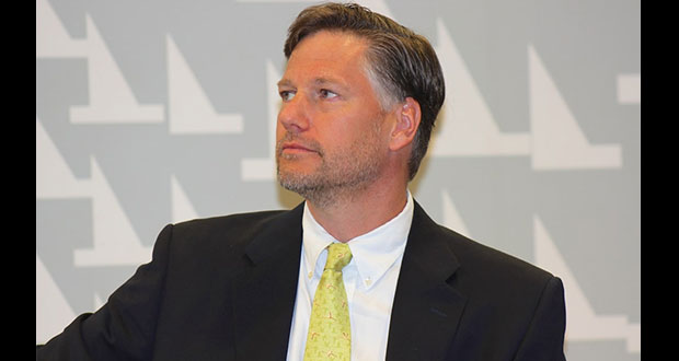 EU perfila a Christopher Landau como su embajador en México