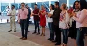 Comuna de Puebla celebra octavo aniversario del mercado de Sabores