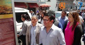 Comuna y Agua de Puebla acuerdan obras; remunicipalizar servicio sigue: Rivera