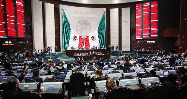 Congreso federal declara constitucional Guardia Nacional; va a AMLO