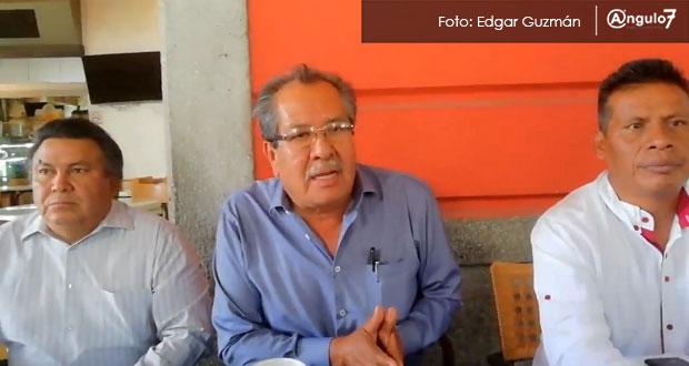 """Denuncian que cuentas de ahorro de maestros en Puebla """"fueron vaciadas"""""""