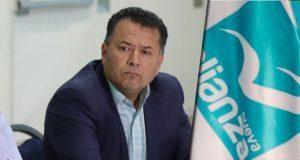 NA se suma a la campaña de Miguel Barbosa, pero no en coalición: Salgado