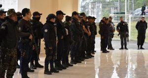 En Huitzilan, autoridades de 3 niveles realizan reunión de seguridad