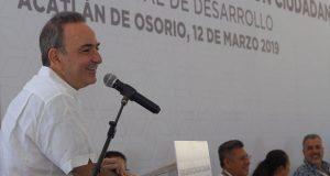 Participación ciudadana fortalecerá acciones del gobierno: Chidiac
