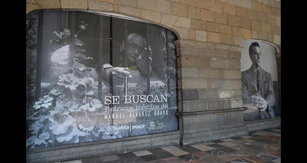 Exposición de Manuel Álvarez Bravo participará en Noche de Museos