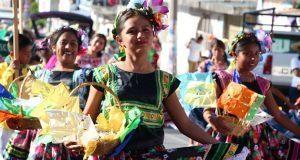 Con bailables y música, escuelas inauguran Feria de Tepexi 2019