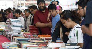 Asisten más de 55 mil personas a Fiesta del Libro en la Angelópolis