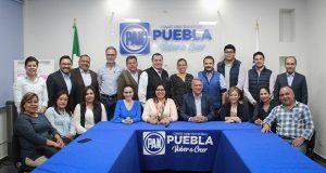 Dan a Francisco Fraile la secretaría general del PAN en Puebla