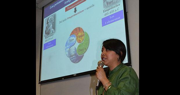 Genética y sociedad construyen la personalidad: experta de BUAP