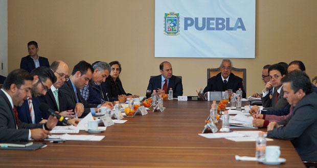 Gobierno estatal tiene el reto de apuntalar economía: Pacheco