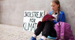 Thunberg, activista sueca de 16 años propuesta al Nobel de la Paz