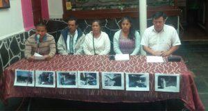 Habitantes de Juan N. Méndez acusan agresiones de edil por rechazo