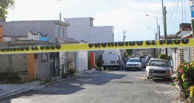 Hallan a menor de edad asesinada en domicilio de Jardines del Sur