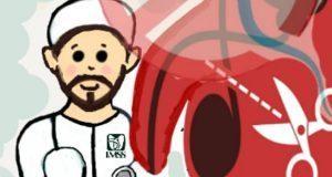 IMSS de Puebla invita a campaña de vasectomía del 11 al 15 de marzo