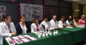 IMSS invita a mujeres a acudir a realizarse detecciones oportunas